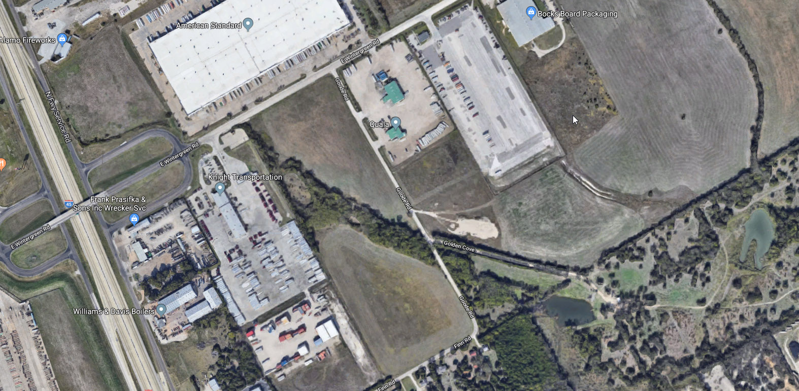 Wintergreen Rd, Hutchins, TX 75141